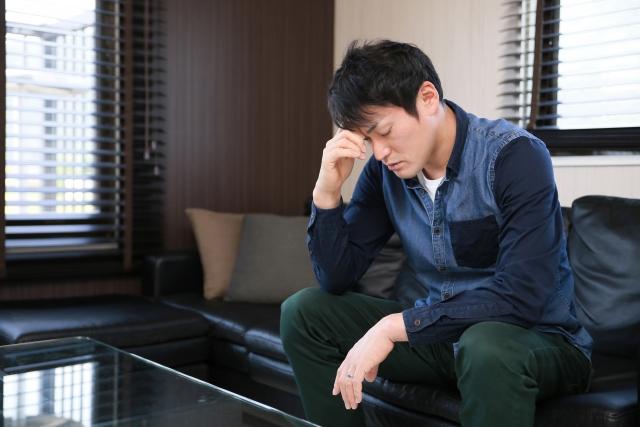 ストレスによる自律神経の乱れ